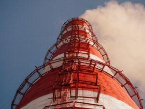 ремонт кирпичной дымовой трубы в Реутове